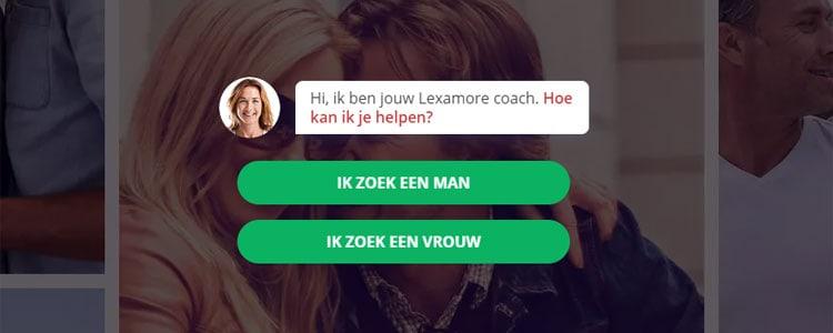 Aanmelden Lexamore.nl