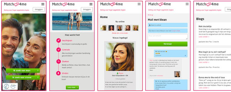 Match4me dating app