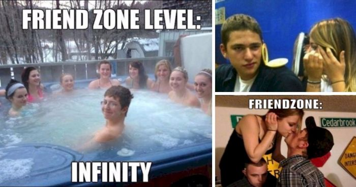 Friend zone meme