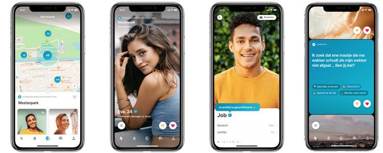 app Happn dating