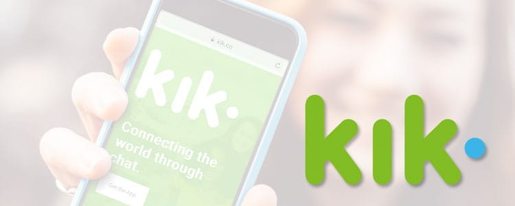 Dating kik messenger