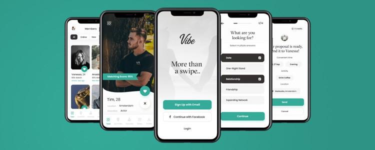 Vibe Dating App